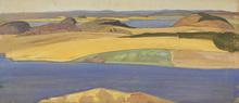 Nicolaj Konstantinov ROERICH (1874-1947) - Tulola