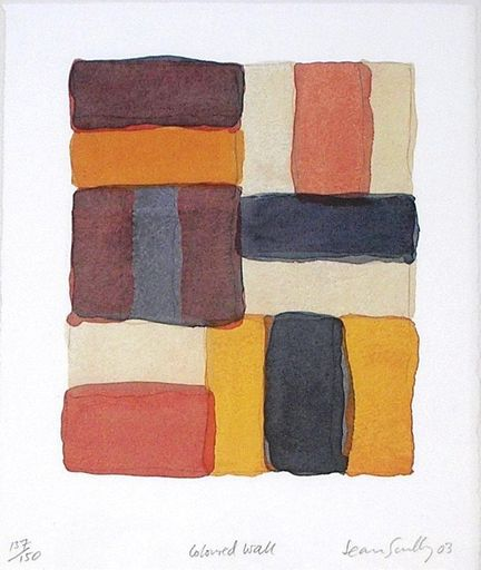 Sean SCULLY - Grabado - Sean Scully