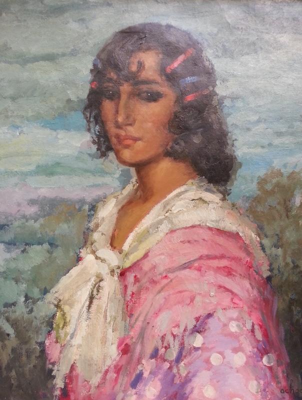 Enrique OCHOA - Gemälde - Gitane