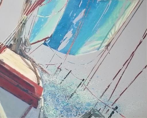 Diana KIROVA - Painting - Viraggio