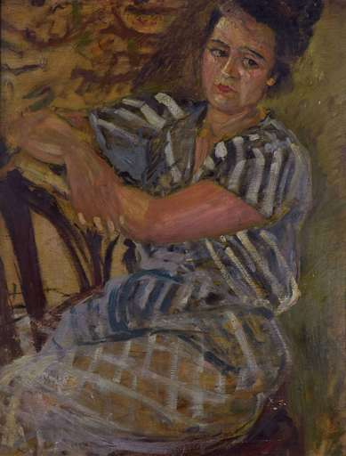 Marie Mela MUTER - Painting - Portrait of a Woman