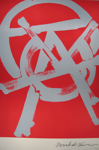 DI SUVERO Mark - Estampe-Multiple - Day Star (lithograph)
