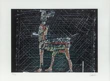 CÉSAR - Estampe-Multiple - Le centaure