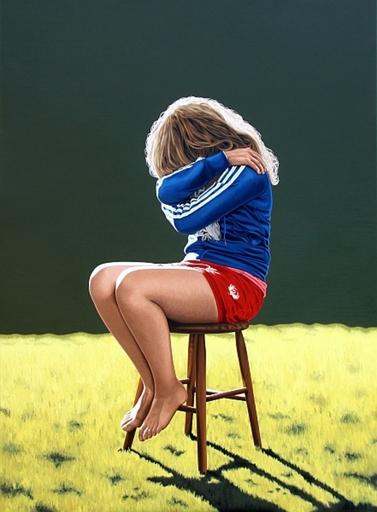 Erlend STEINER LOVISA - Painting - Emma 1    (Cat N° 2709)