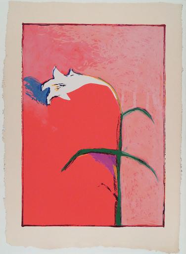Fritz William SCHOLDER - Print-Multiple - Lily                     .