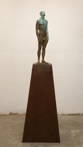 CODERCH & MALAVIA - Sculpture-Volume - Man in the rain