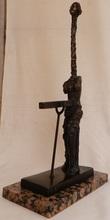 Salvador DALI - Sculpture-Volume - Woman with sockets-Surealism