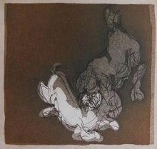 CONSTANT - Print-Multiple - Spelende Honden