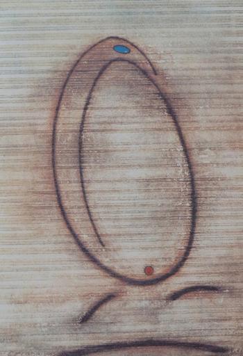 Max ERNST - Print-Multiple - L'Oiseau Caramel / The Caramel Bird