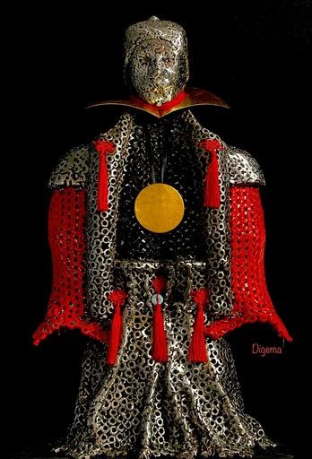 DIGEMA - Sculpture-Volume - Bakufu (VENDUE)