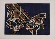 Achille PERILLI (1927) - Untitled