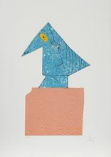 Enrico BAJ - Estampe-Multiple - Baj Chez Picasso 4