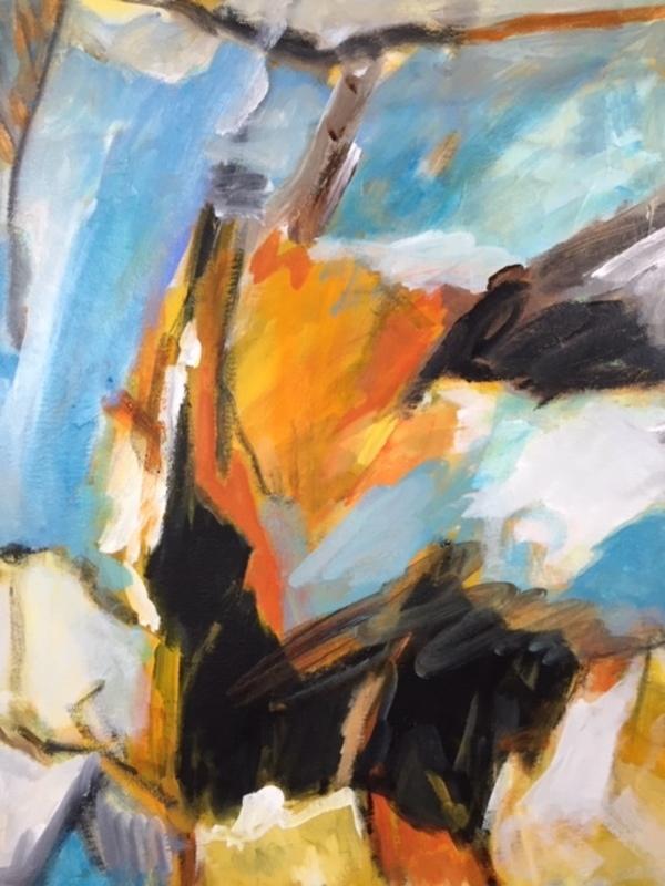 Irène DARGET-BASTIEN - Painting - Uréla