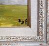 Marcel DYF - 绘画 - Fleurs des champ (Tapis jaune)