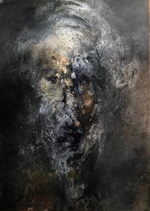 Joëlle ROUSSELET - Painting - Paysage d'äme P47