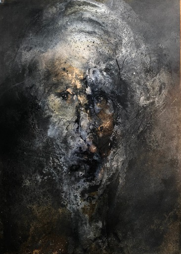 Joëlle ROUSSELET - Pintura - Paysage d'äme P47