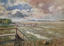 Lipot HERMAN - Painting - MARINE