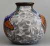Louis-Auguste DAGE - Vase Art Déco – Grès polychrome