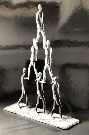 Roberto BARNI - Sculpture-Volume - Impresa