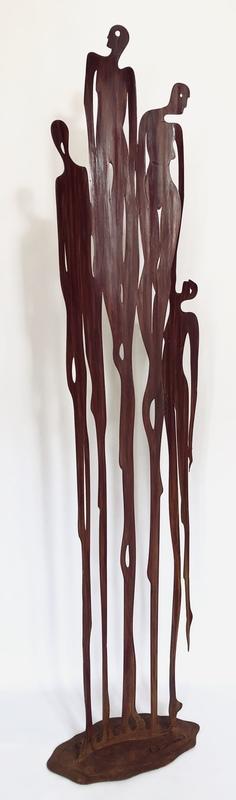 ARno SEBBAN - Sculpture-Volume - Famille