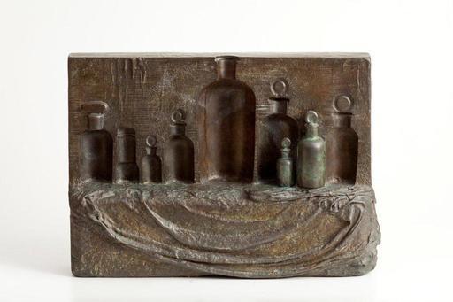 Josep María SUBIRACHS SITJAR - Escultura - A Giorgio Morandi - To Giorgio Morandi