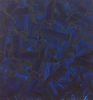 Pierre PRENERON - Pintura - Lame de fond, fond de l'âme