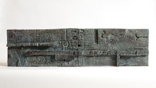 Josep María SUBIRACHS SITJAR - Escultura - Horizontal