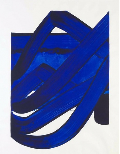 Pierre SOULAGES - Print-Multiple - Sans titre