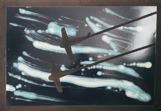 Franco ANGELI - Painting - Turbolenza