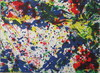 Sam FRANCIS - Estampe-Multiple - Papierski Portfolio, 7 lithographs