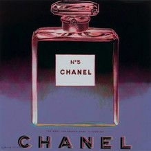 Andy WARHOL - Estampe-Multiple - Chanel