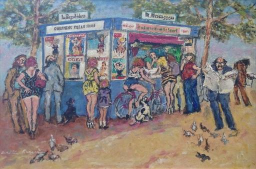 Walter PIACESI - Pintura