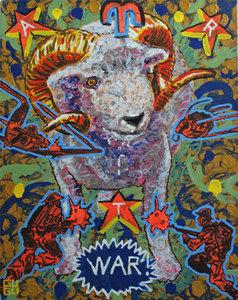 Laurent GUGLI - Pittura - Art War