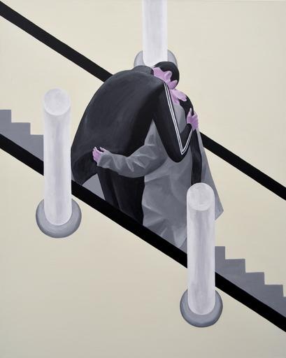 Sonya KOBOZEVA - Painting - High-risk Technical Equipment