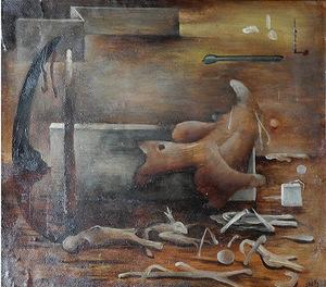 Henri GOETZ - Painting