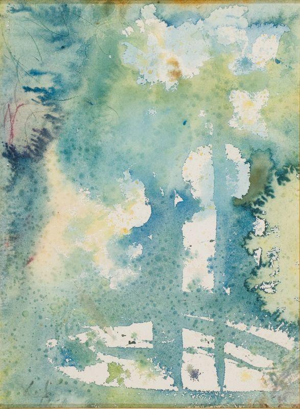 Salvador DALI - Peinture - Laguna