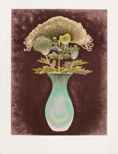 SUGIYAMA YU - Print-Multiple - Fleur