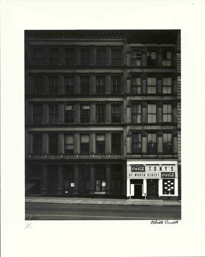 Elliott ERWITT - Fotografie - New York, 1969
