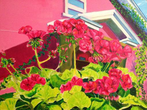 Guylaine MALO - Peinture - 385