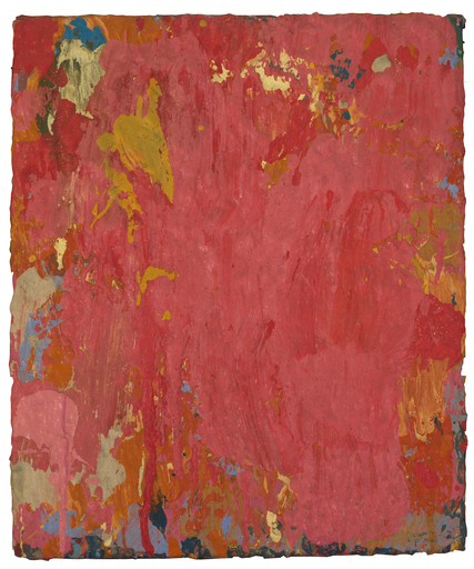 Gillian AYRES - Painting - Mali