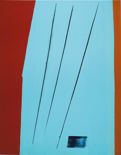 Hans HARTUNG - Painting - T1971-E1