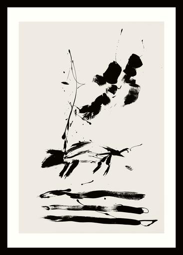 Lynne FERNIE - Painting - Off the Leash