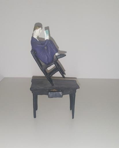 Pino DEODATO - Sculpture-Volume - Precario