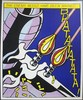 Roy LICHTENSTEIN - Estampe-Multiple - As I opened fire (Tryptic)