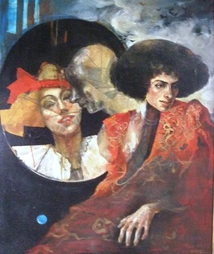 Gerti RUBINSTEIN - Painting - Women