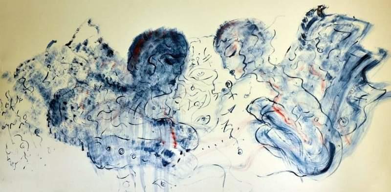 Ellina KATSNELSON - Fotografia - Memory of my Memory on the Wall of Nathan Moshe
