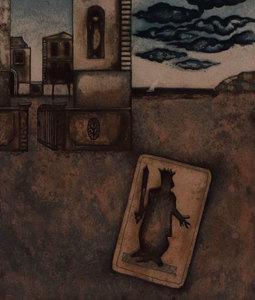 Enrico BENAGLIA - Print-Multiple - Senza titolo