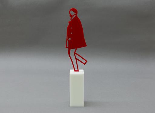 Julian OPIE - Escultura - Jeremy