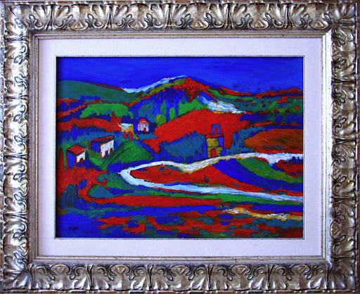 Achille PACE - Pittura - paesaggio romano