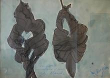 Jean MESSAGIER (1920-1999) - Bourgeons amoureux d'une gelée blanche